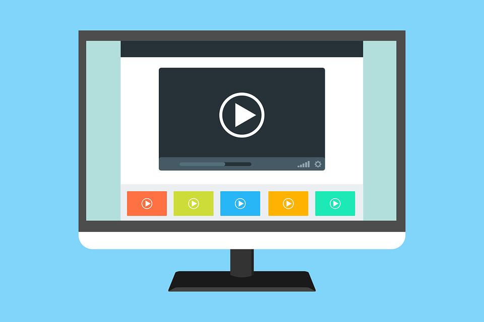 video platform for internet marketing