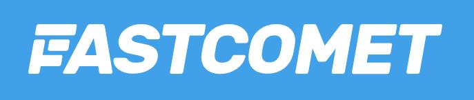 FastComet logo