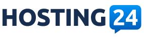 Hosting24 logo